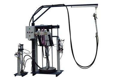 Chine Deux machine composante d'extrudeuse de silicone de la machine GRACO d'extrudeuse usine