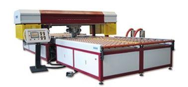 Machine en verre de bordure