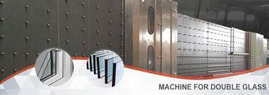 Appartement automatique isolant la basse-e double machine en verre avec l'interface homme-machine