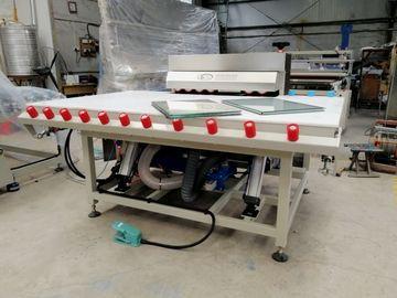 Tableau de chauffage par équipement latéral simple de presse de rouleau de double vitrage avec le flotteur d'air et inclinaison